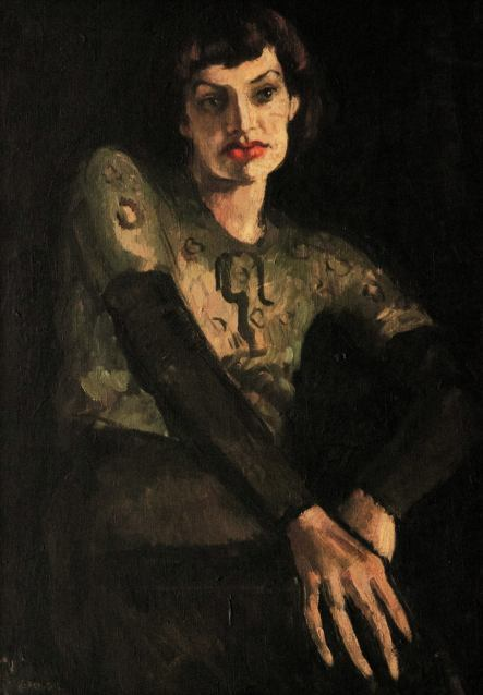 Marie-Louise Chassany, 1932