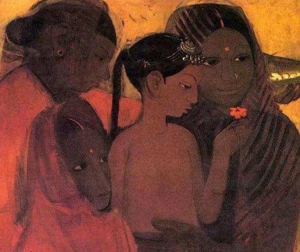 Femmes des tribus, 1938
