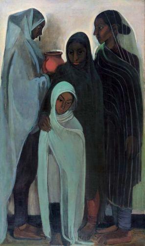 Femmes de la montagne, 1935