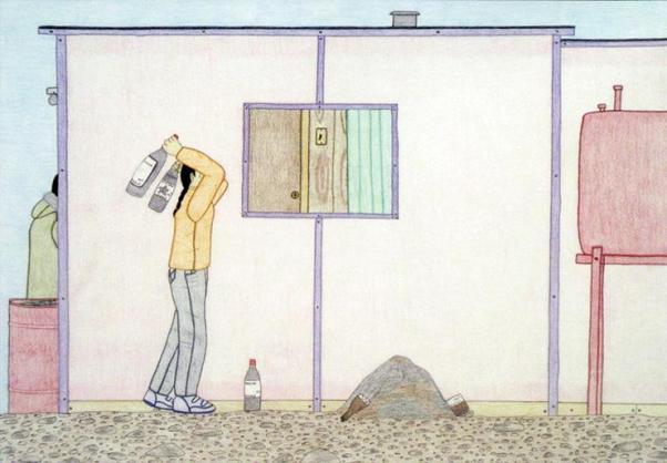 Memory of My Life: Breaking Bottles (2002)