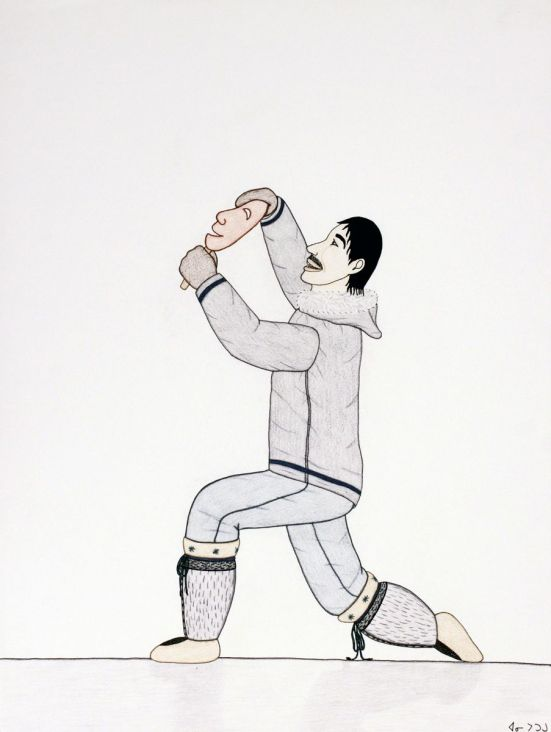 Dancer With Mask, 2002