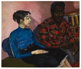 Rita et Hubert, 1954