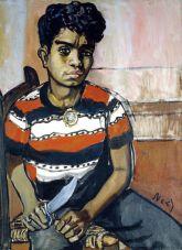Georgie Arce n°2, 1955
