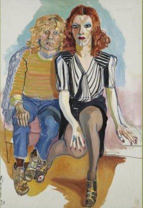 ackie Curtis et Ritta Redd, 1970