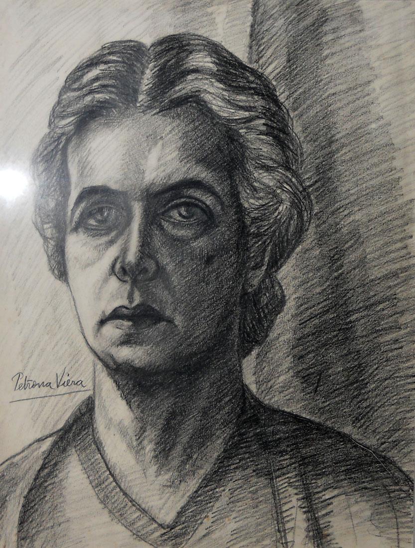 petrona autoportrait