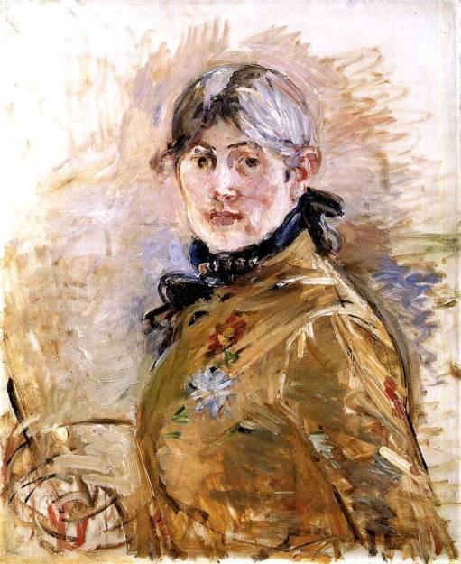 Autoportrait, 1885