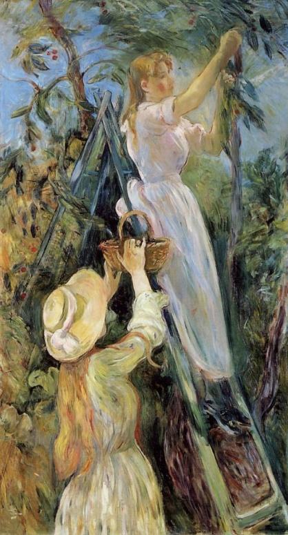 Le Cerisier, 1891